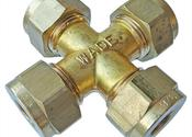 Wade Brass Compression Imperial